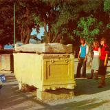 """Анапа. Археологический музей-заповедник """"Горгиппия"""". Выставка под открытым небом."""