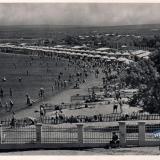 Анапа. Городской пляж, 1963 год