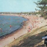 Анапа. Городской пляж. 1981 год.