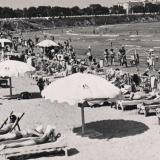 Анапа, Пляж, 1969 год