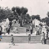 Анапа. Приморская лестница, 1968 год