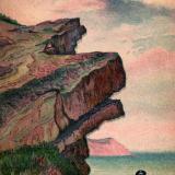 """Анапа. """"Скала чорта"""", около 1933 года"""