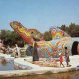 Анапа. В детском городке сказок. 1983 год.