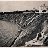 Анапа. Вид со стороны санатоия им. Ленина, около 1938 года