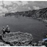 Анапа. Высокий берег, 1963 год
