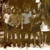 "Геленджик. Санаторий ""Солнце"", 1973 год"