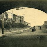 Армавир №3. Вид на город от жел. дор. моста, 1914 год