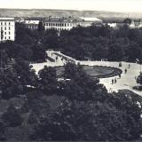 Армавир. Центральный сквер, 1966 год