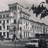 "Армавир. Гостиница ""Северная"", 1971 год"