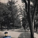 Армавир. Бульвар, ул. Розы Люксембург, 1920-е