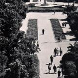 Армавир. Центральный сквер, 1969 год