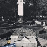 Армавир. Памятник героям гражданской войны, 1971 год