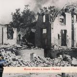 Армавир. Разрушения Армавира, 1943