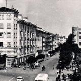 Армавир. Улица им. Ленина, 1969 год