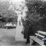 Армавир. В городском саду. 1939 год.