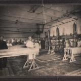 Армавир. Внутренний вид макаронной фабрики, до 1917 года