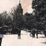 Ейск. Бывшее здание городской Думы, 1920-е
