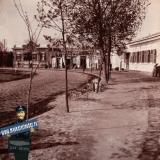 Ейск. Сенная площадь, 1914 год
