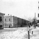 Ейск. Улица Керченская, 1912 год.