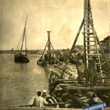 Ейск. В порту. 1916 год.