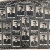 1955 год. Первый выпуск ученых-зоотехников КСХИ. 1950-1955 годы