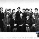 1978 год. КраснодарНИПИнефть. Теплотехнический отдел
