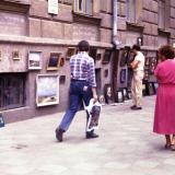 "Краснодар. ""Арбат"" на ул.Чапаева, 1989 год."