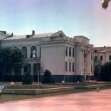 Краснодар. Библиотека им А.С. Пушкина, 1979 год