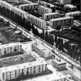 Краснодар. Черёмушки, 1967 год.