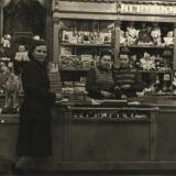 Краснодар. В магазине Детский мир, 1956 год