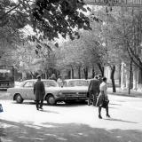 Краснодар. Угол ул. Красной и Советской, 1985 год