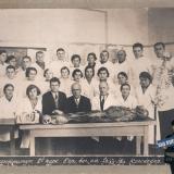 Краснодар. Кубмединститут. 2-й курс 5 группа вечерняя смена. 26.12.1938 года