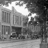 Краснодар. На улице Красной, 1943 год.