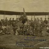 35 Авиационный отряд, г. Краснодар, 1920 - 1921 годы