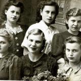 9 мая 1945 года. Краснодарский пединститут, общежитие, комната 47
