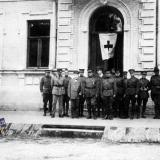 Екатеринодар. Американский Красный крест в доме Богарсуковых, 1919 год