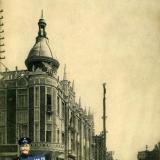 Екатеринодар. №9. Угол улиц Красной и Гимназической, Центральная гостиница, около 1913 года