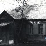 Дом Кухаренко до реконструкции, 1970 год.