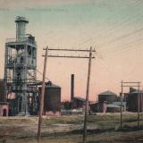 Екатеринодар. Керосинный завод