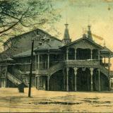 Екатеринодар. Летний театр, до 1917 года