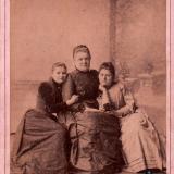Екатеринодар. Фотоателье Гольденберга С.М., 1880-е