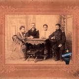 Екатеринодар. Фотоателье Сумовского А.И., около 1900 года