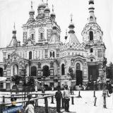 Екатеринодар. Георгиевская церковь