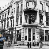 Краснодар. Гостиница Большая Московская, 1943 год