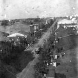 Красная от ул.Гоголя к ул.Карасунской, 1930-е годы