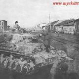 Владикавказ. 1943 год. февраль. Северо-Кавказский фронт.