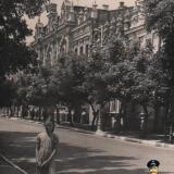 Краснодар. 1960 год. Гимназическая между улицами Красной и Красноармейской