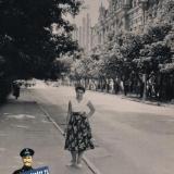 Краснодар, 1960 год, ул. Гимназическая между Красной и Красноармейской