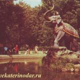 Краснодар. Детский парк