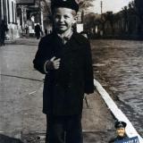 Краснодар. Фото в марте 1955 года на улице Длинной.